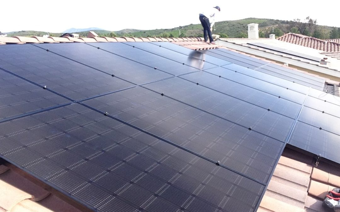 Irvine Solar Power | Solar Roof Program