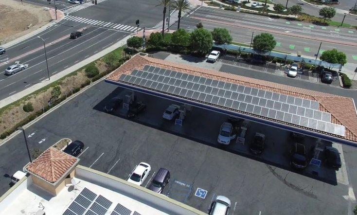 SolarEdge Inverter Protective Canopy